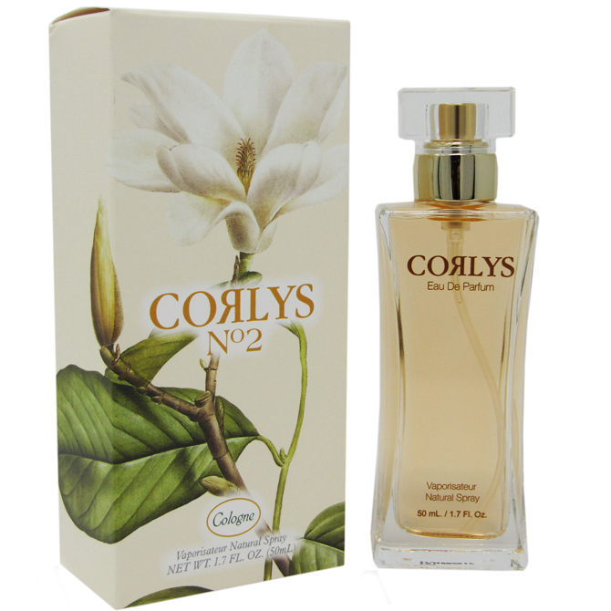 CORLYS COLOGNE #2 IN SPRAY 1.7oz