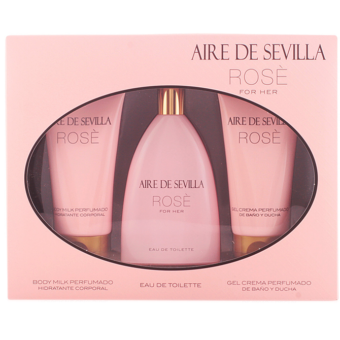 AIRE DE SEVILLA ROSE SET FOR HER