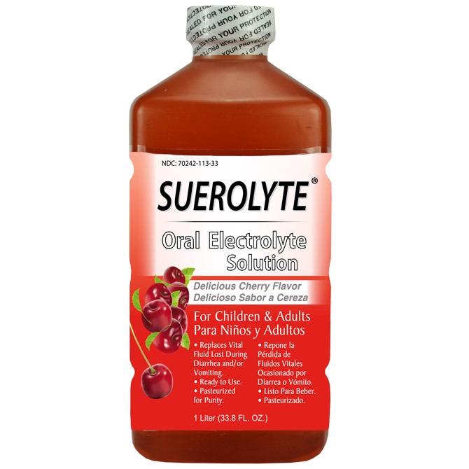 SUERO STRAWBERRY 33.8oz